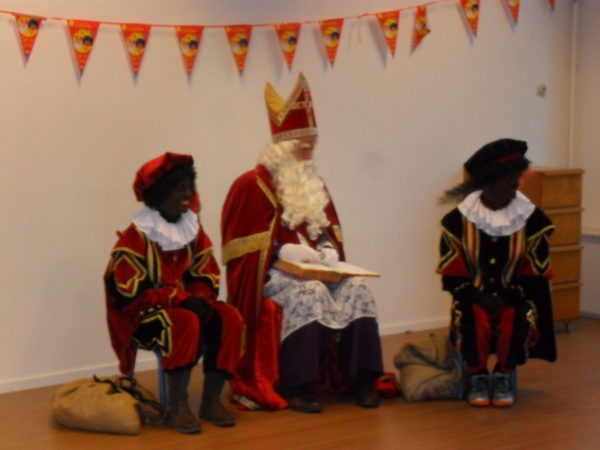 Sinterklaas 2015 – Groepen 1/2 a t/m c