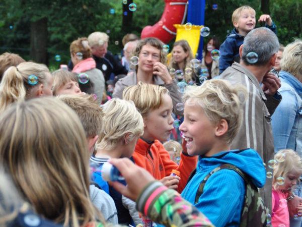 Opening nieuw schoolgebouw 2015/2016
