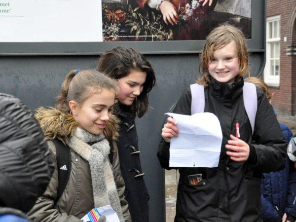 Thema Tweede Wereldoorlog groep 8  (Amsterdam)