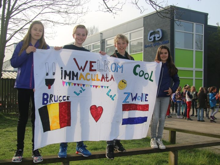 Uitwisseling met Brugge